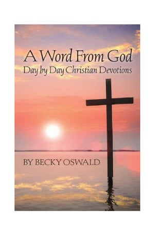 A Word From God by Becky Oswald pdf by Marilyn Orton - issuu