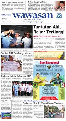PKPU Rawan  Money Politics  SEMARANG - Peraturan Komisi Pemilihan Umum  (PKPU) Nomor 16 tahun 2014 rawan membatalkan peserta pemilu. Pasal- nya  dalam PKPU ... 5446c9ef5a