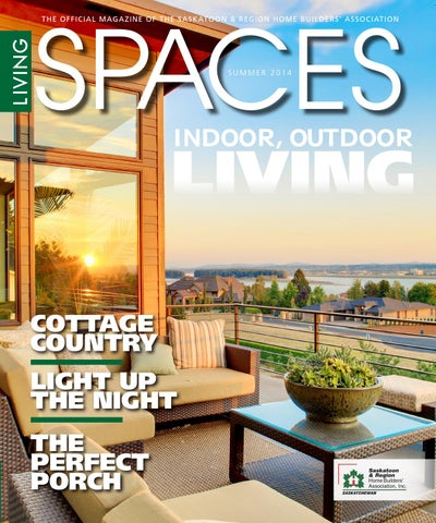 Living spaces june 2014