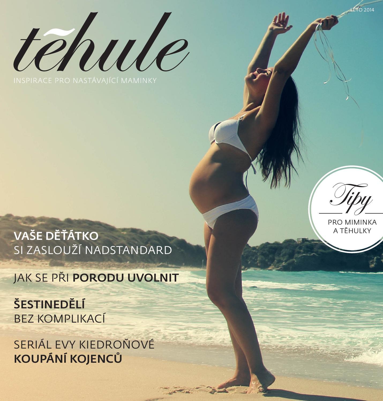 2e54100161b4 Těhule léto 2014 by Těhule - issuu