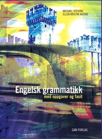 Blaeks engelsk gramm by GAN Aschehoug - issuu 216be3a7435d1