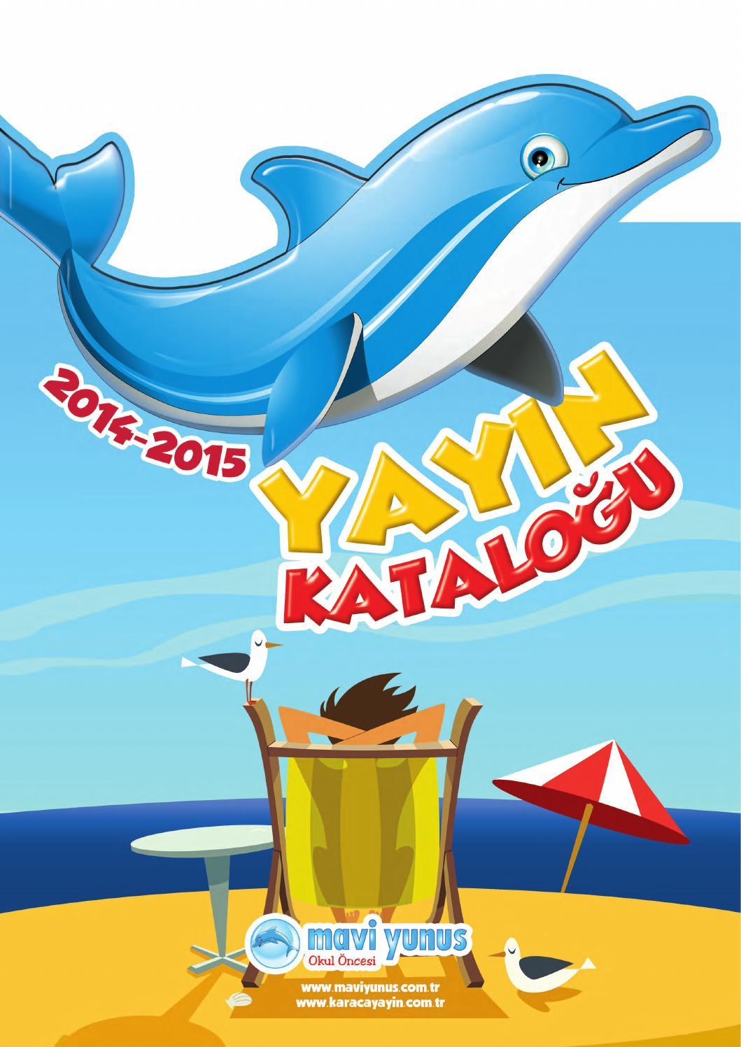 Mavi Yunus Okul Oncesi 2014 2015 Yayin Katalogu By