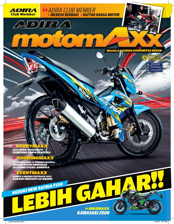 Motomaxx 08 2013 by adira member issuu