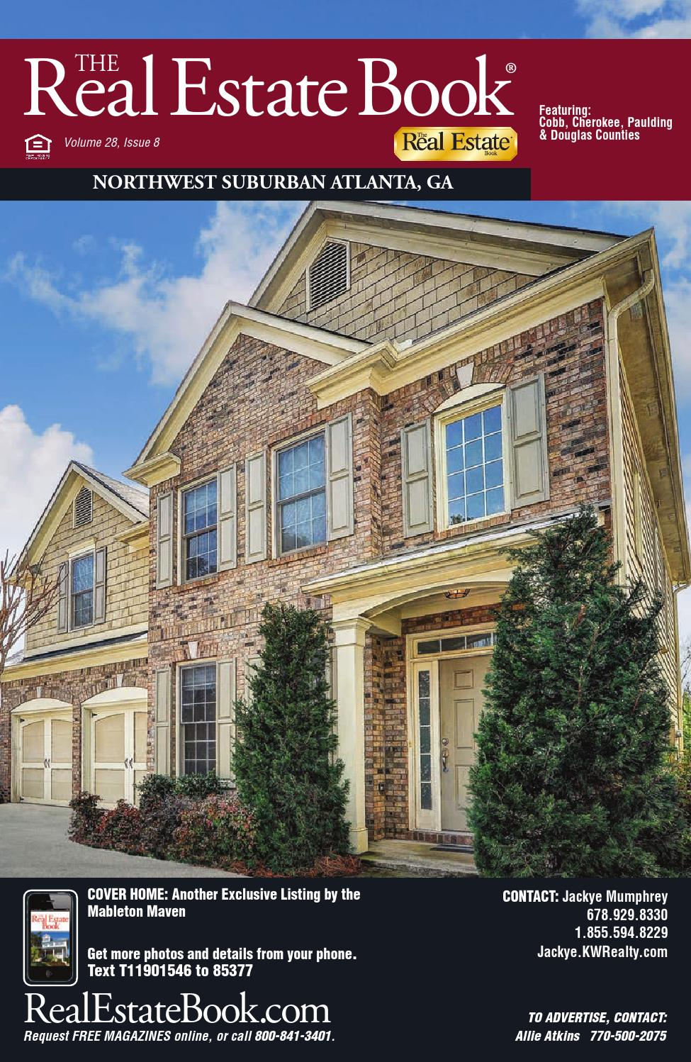 The Real Estate Book of NW Sub Atlanta 28#8 B by Allie