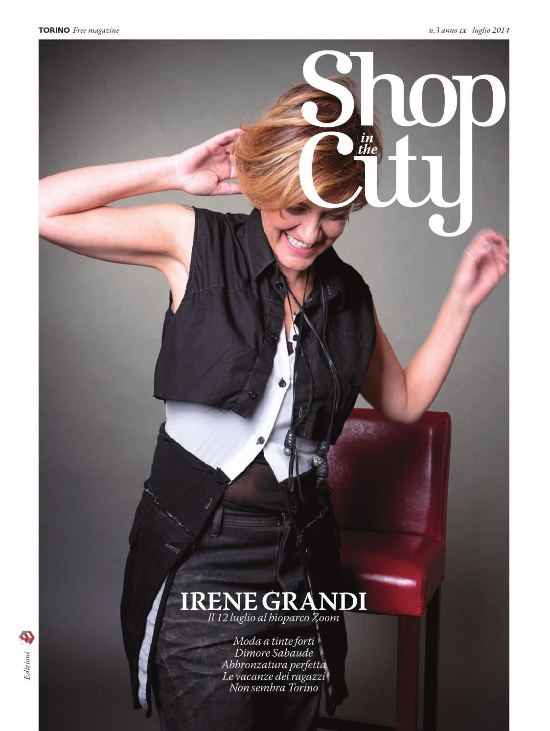 Shop in the City luglio 2014 by ShopintheCity issuu