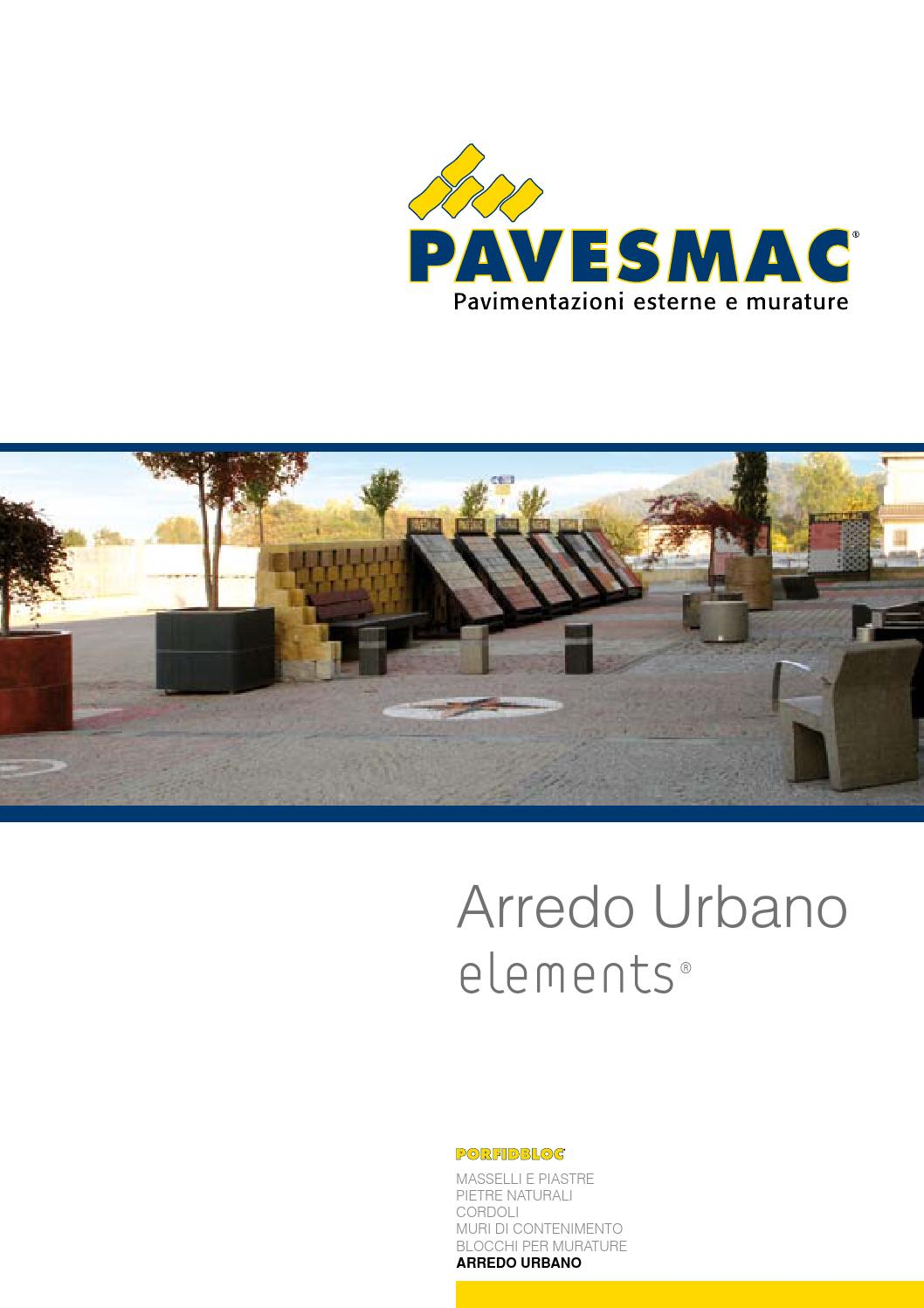 Arredo Urbano In Plastica Riciclata.Pavesmac Catalogo Arredo Urbano By Blulab S R L Issuu