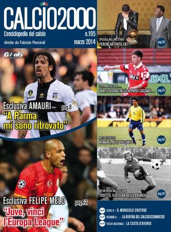 Calcio2000 195 by TC&C SRL issuu