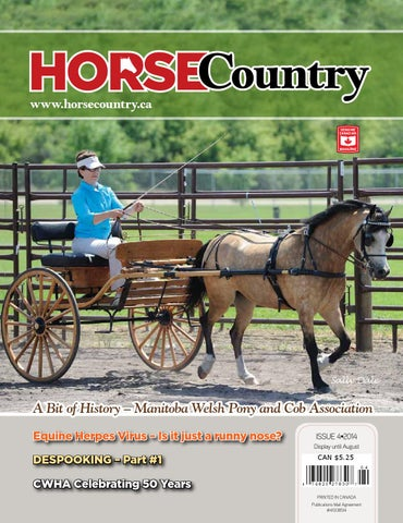 Horse Country 4-14 by Shawn Bennett - issuu