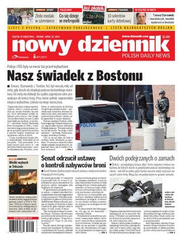781adca81a Nowy Dziennik 2013 04 19 by Nowy Dziennik - issuu