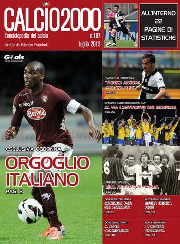 Calcio2000 187 by TC C SRL - issuu aaf6ef4059b1
