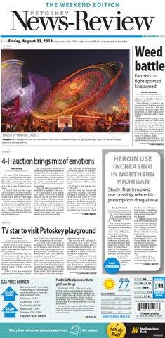 Pages From Pnr 2012 0525 By Petoskey News