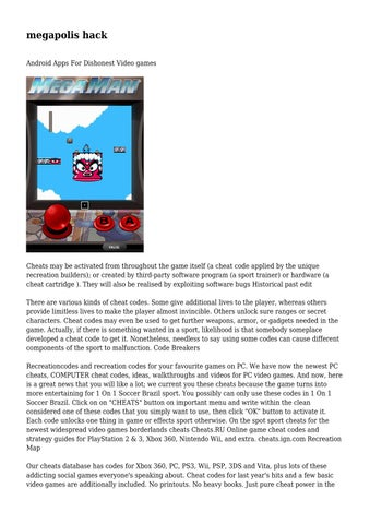 megapolis hack by trudiefiller1 - issuu