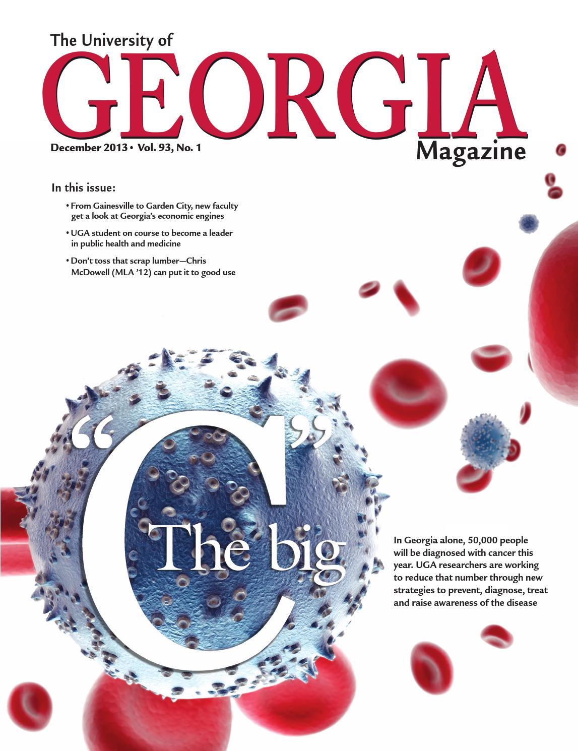 The university of georgia magazine december 2013 by university of the university of georgia magazine december 2013 by university of georgia alumni magazine issuu fandeluxe Gallery