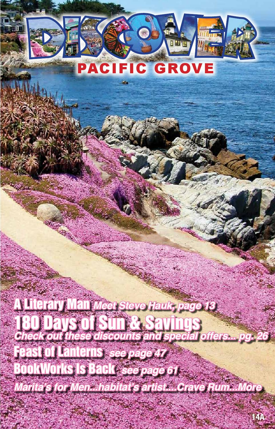 The Man Cave Store Pacific Grove : Discover pacific grove by craig riddell issuu