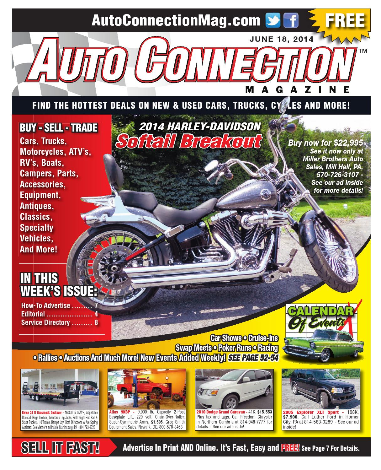 Auto Connection Magazine By Auto Connection Magazine Issuu - Lb smith ford car show