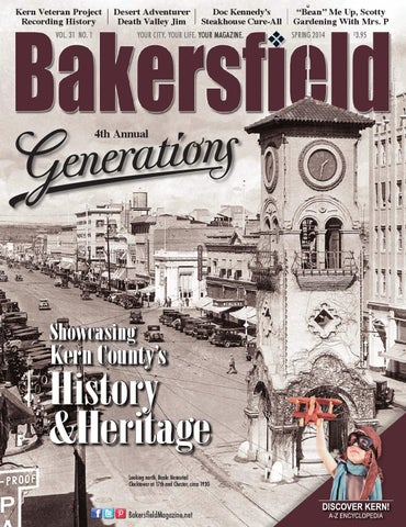 Bakersfield magazine 31 1 generations by bakersfield for Bakersfield home magazine