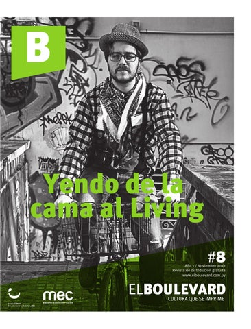 88fabfd3f El Boulevard  8 by Lateral Diseño - issuu