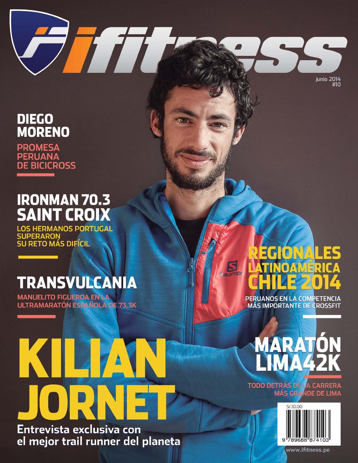 Revista iFitness edición # 10 Junio 2014