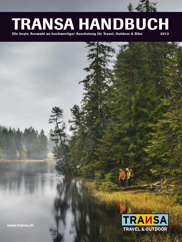 afbbd091379ea4 Transa Handbuch 2013 by Transa Travel   Outdoor - issuu