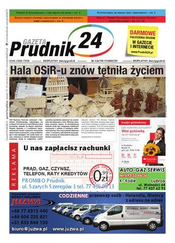 Gazeta Prudnik24 Nr 32 By Portal Prudnik24pl Issuu