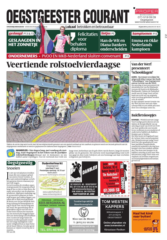 oc week 25 14 by uitgeverij verhagen issuu