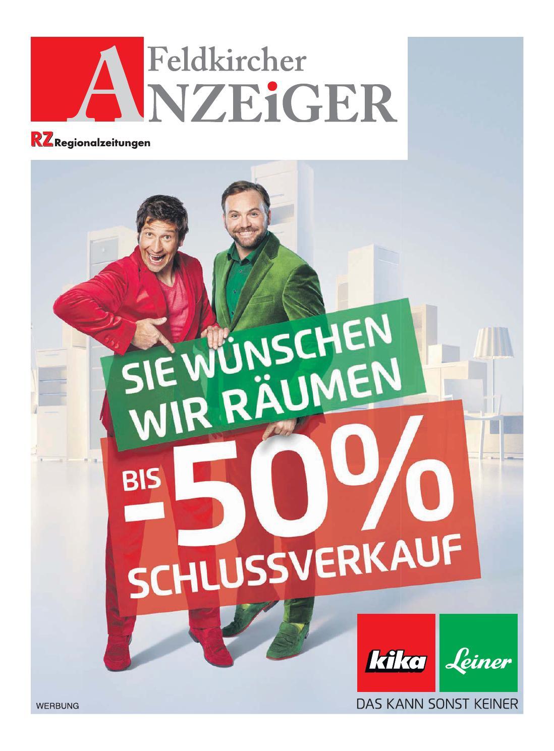 Feldkircher anzeiger 25 by Regionalzeitungs GmbH - issuu