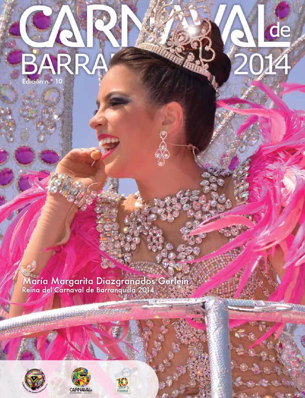 36f50d325 Revista do Carnaval de Barranquilla 2012 by Portal Academia do Samba ...