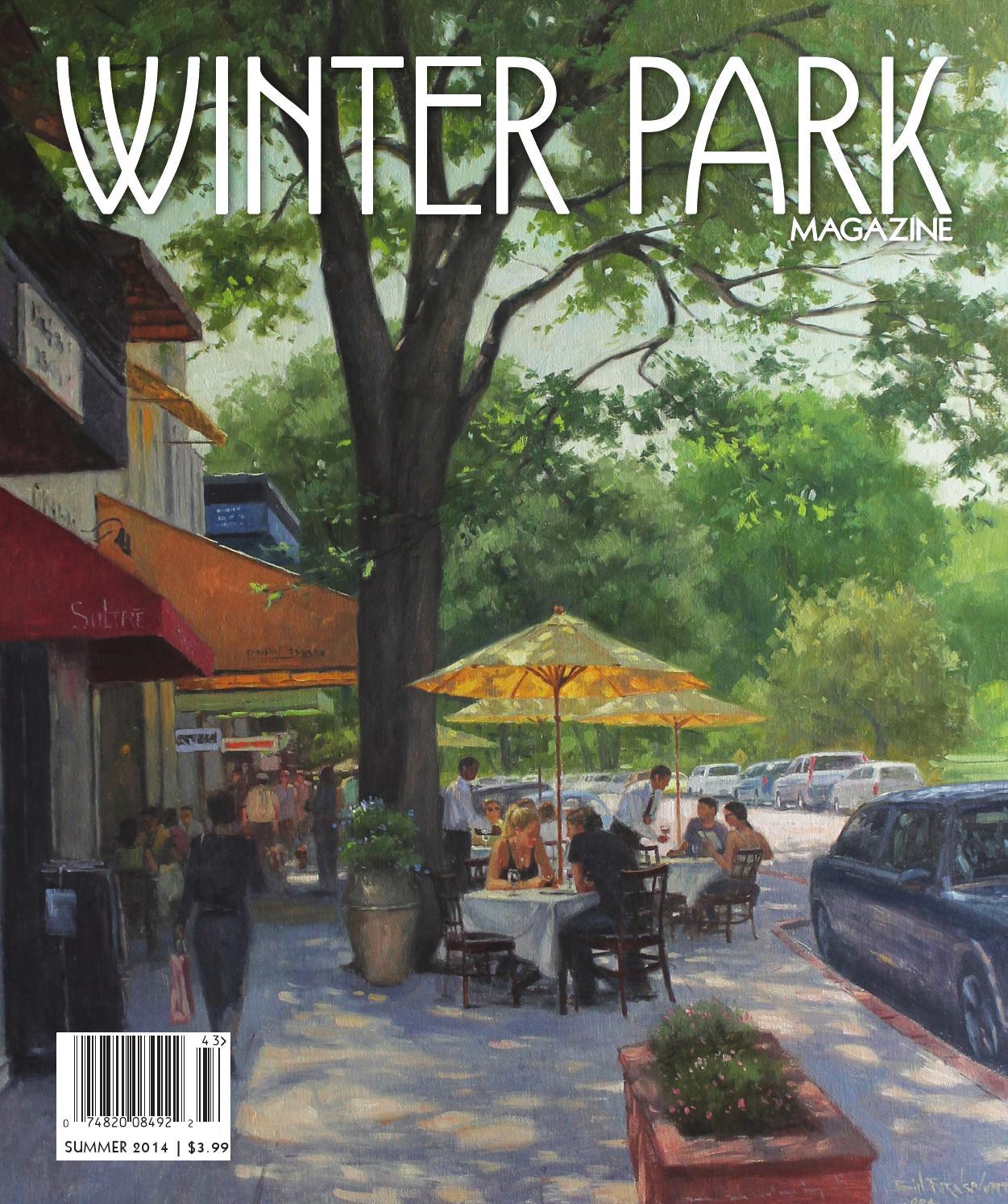 winter park magazine summer 2014 by orlando life issuu