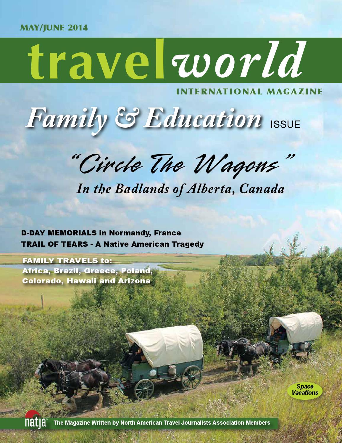 Travelworld International Magazine By Travelworld International  # Muebles Quivir Pibo