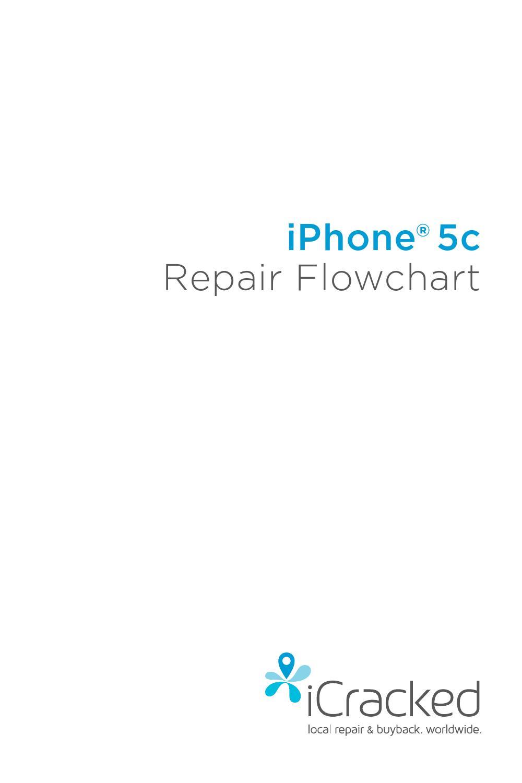 Icracked Iphone C