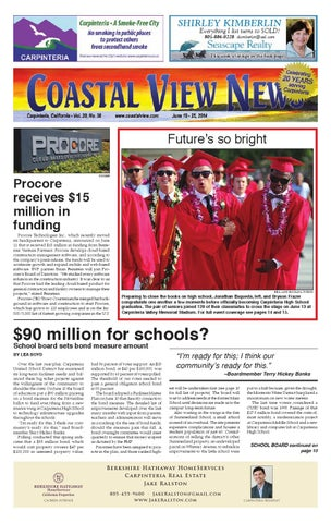 20140619 Cvn Lr By Coastal View News Issuu