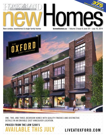 June 20 July 18 Issue Of New Homes Magazine