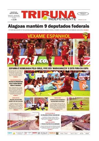 84fadd55c0 Edição número 2074 - 19 e 20 de junho de 2014 by Tribuna Hoje - issuu