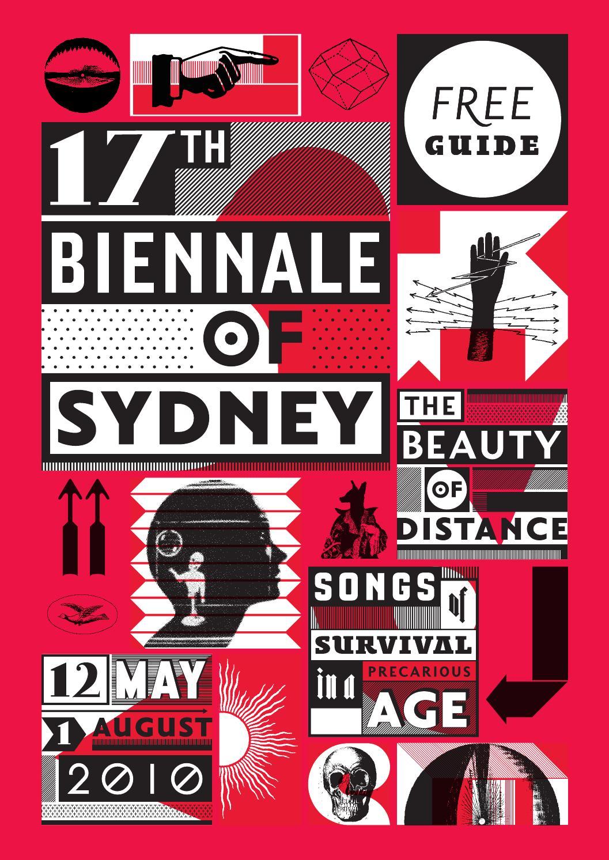 17th Biennale of Sydney (2010) Guide by Biennale Sydney - issuu