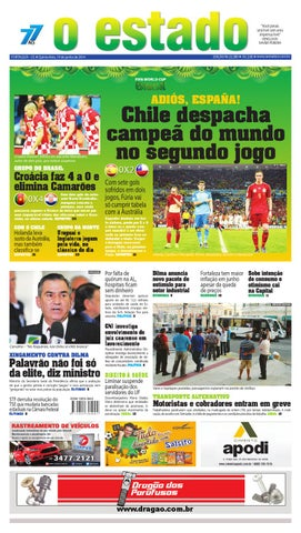 ebc2fbd7f7f2e Edição 22280 - 19 de junho de 2014 by Jornal O Estado (Ceará) - issuu