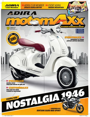 Motomaxx 01 2013 by Adira Member - issuu ca6711d6b5