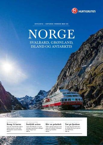 0f7095c774b3 Hurtigruten 2015 by Chris - issuu