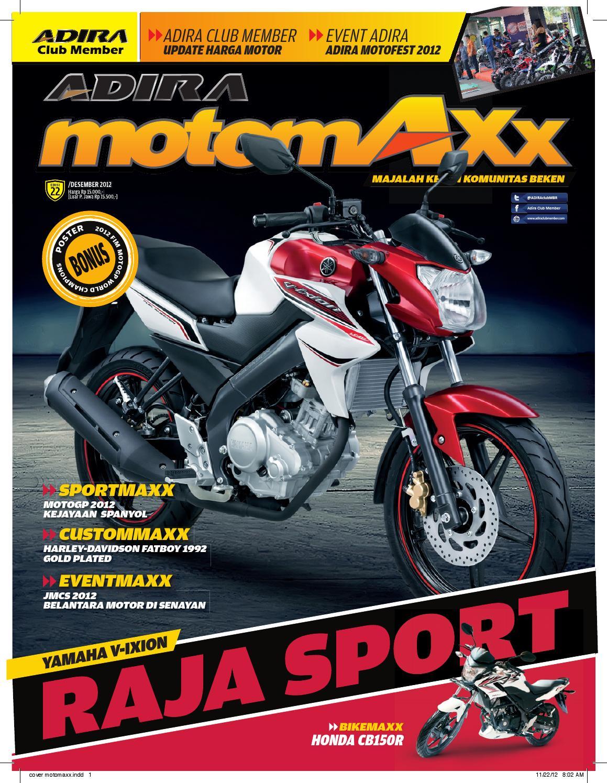 Motomaxx 12 2012 By Adira Member Issuu Yamaha Fino 125 Grande Otr Jabodetabek Banten Biru