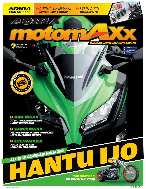 Motomaxx 09 2011 By Adira Member Issuu All New Cbr 150r Victory Black Red Grobogan 2012