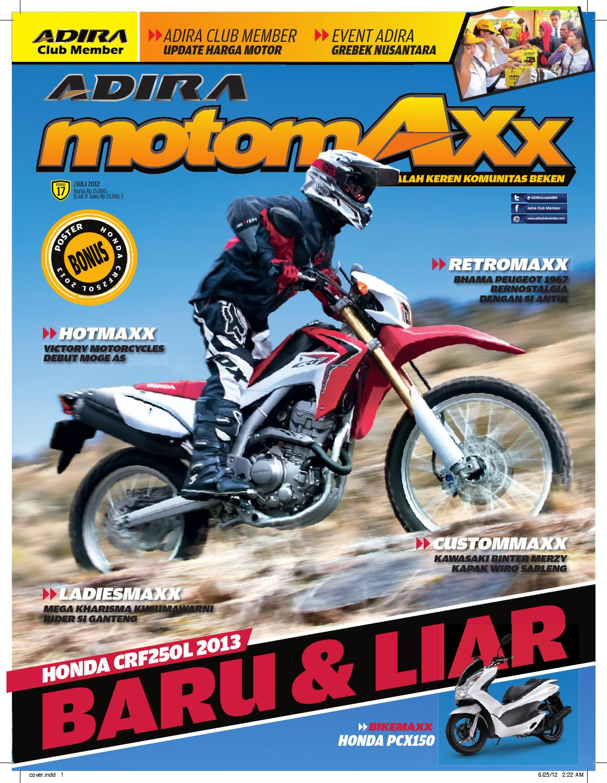 Motomaxx 07 2012 by adira member issuu