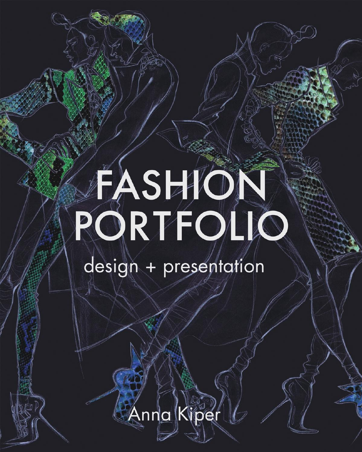 Fashion Portfolio By Pavilion Books Issuu