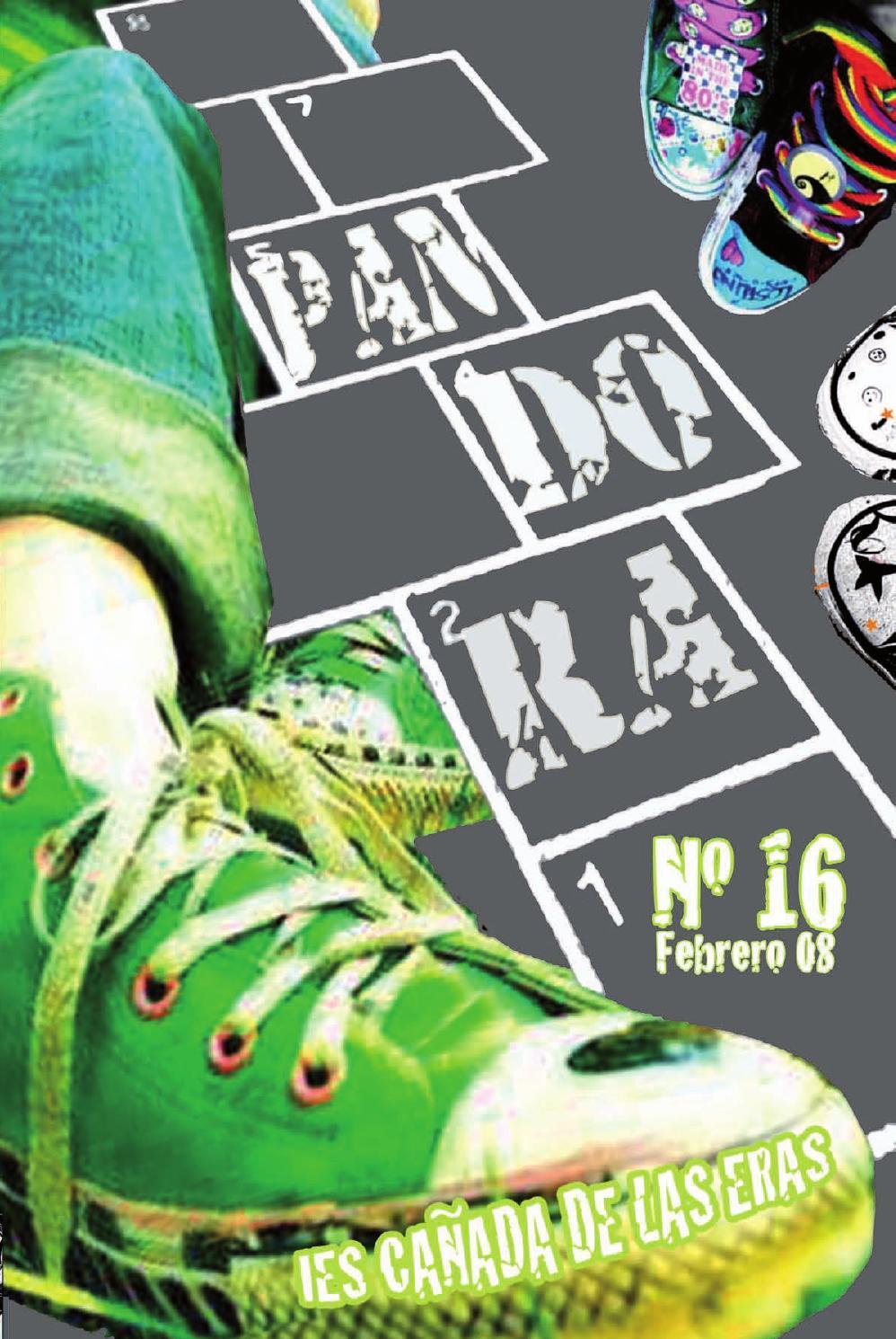 Pandora 16 By Pandora De Las Eras
