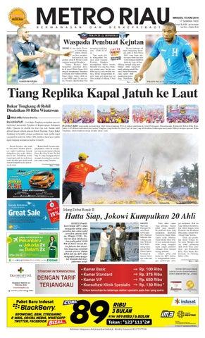 150614 by Harian Pagi Metro Riau - issuu b9f2f0f517