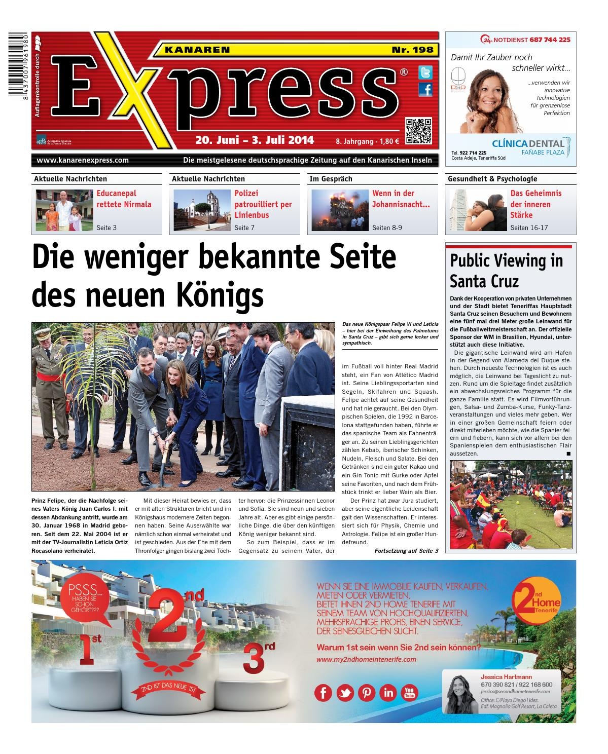 Kanaren Express 198 by Island Connections Media Group issuu