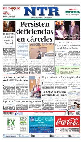 buy popular 9281c ed90b 20140619 by NTR Medios de Comunicación - issuu
