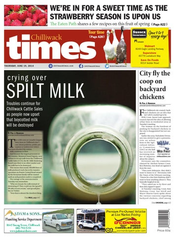 Chilliwack Times June 19 2014 by Chilliwack Times - issuu