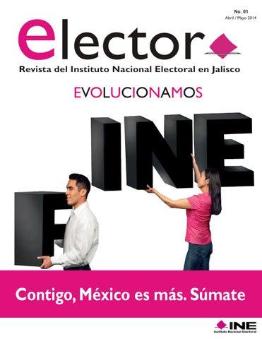 Revista Ine Jalisco Num 01 2014 1 By Ine Jalisco Issuu