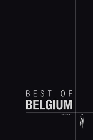 Best Of Belgium Volume 1 By Sven Boermeester Issuu