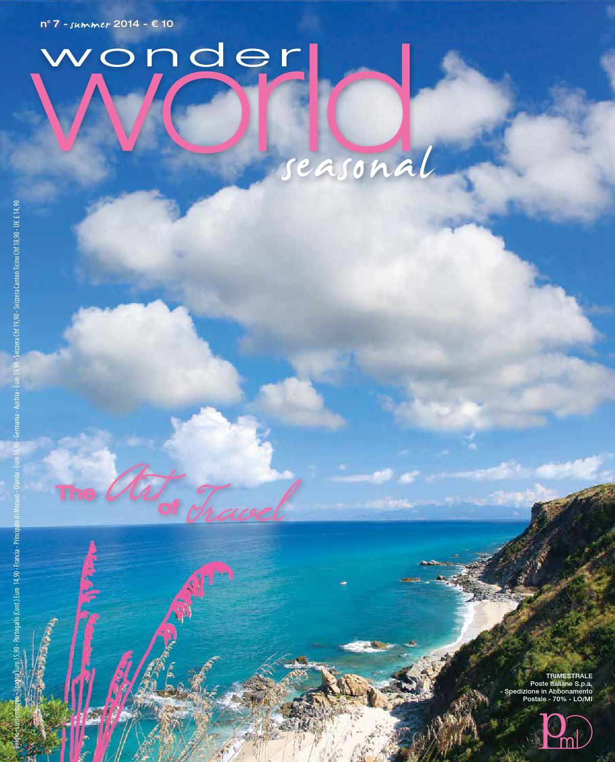 Wonder World Seasonal #7 by Platinum Media Lab issuu