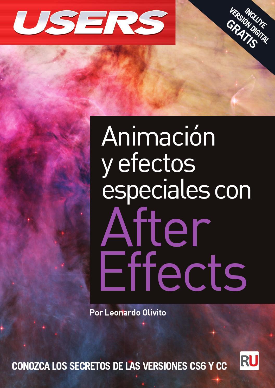 Animacion y efectos especiales con after effects by RedUSERS - issuu